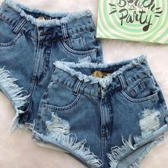 b413f0818495 235 Best denim shorts images in 2019 | Denim shorts, Fashion clothes ...