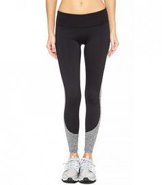 Prismsport Fleece Leggings in Black Light Heather Sport Fashion e372ab54a16