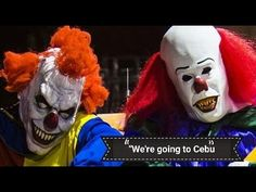 The SCARIEST Killer Clowns Sightings in the Philippines and US (Watch til the end) #KillerClowns - WATCH VIDEO HERE: http://www.dutertenewstoday.com/the-scariest-killer-clowns-sightings-in-the-philippines-and-us-watch-til-the-end-killerclowns/ SUBSCRIBE: