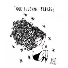 Inteligencia e inocencia en las estupendas ilustraciones de Sara Fratini