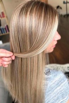 Straight Blonde Long Hair 1a natural hair, straight blonde hair, straight balayage hair ❤ Your straight hair won't look its best until you get to know it. Let us help you find out what type of texture you have so you can treat your locks well. #straighthair #lovehairstyles #hair #hairstyles #haircuts Bronde Hair, Balayage Hair, Dark Balayage, Short Balayage, Trendy Hairstyles, Straight Hairstyles, Wedding Hairstyles, Hairstyles Haircuts, Hair Foils