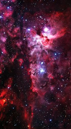 / Carina Nebula (Great Nebula in Carina the Eta Carinae Nebula Grand Nebula) in the constellation Carina Cosmos, Carina Nebula, Galaxy Wallpaper, Wallpaper Backgrounds, Nebula Wallpaper, Trendy Wallpaper, Wallpaper Space, Wallpaper Ideas, Iphone Wallpapers