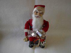 Vintage Toy Santa Claus