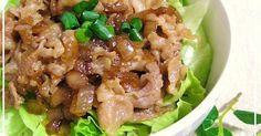 ♥9000件&掲載感謝♥ 玉葱入りのタレがお肉にからんでこってり&甘旨です♫ 忙しい時にも簡単に出来て家族喜ぶレシピです