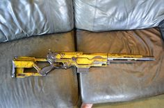 Redditor Turns Simple Nerf Guns Into 'Borderlands 2' Replicas