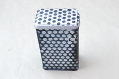 Caja de metal cocina