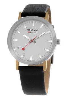 Nice Mondaine watch