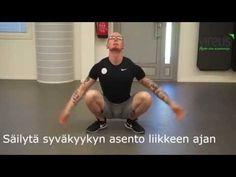 (47) Näin parannat rangan liikkuvuutta | Vireus - YouTube