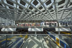 Gallery of The Hague Central Station / Benthem Crouwel Architects - 8