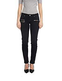 Suko Jeans Women's Biker Denim Pants - Skinny Fit-Tummy Tucker Tummy Tucker, Lady Biker, Denim Pants, Skinny Fit, Fashion Boutique, Black Jeans, Clothes For Women, Stylish, Womens Fashion