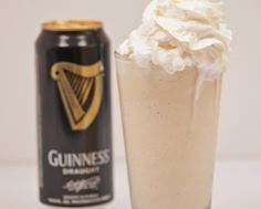 Make one of these humble milkshakes and prep your liver for Sunday's impending holiday. St Patricks Day, St Pattys, Desert Bar, La Eats, Milk Shakes, Yummy Food, Yummy Yummy, Holiday Baking, Guinness