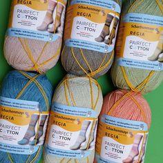 Regia cotton pairfect #stricken #socks #socken #wollgeschäft #wolle #knitting #yarn