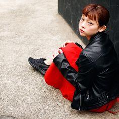 Manaka Arai @maaanyaka @puma #disc#streetstyle#droptokyo#pr#tokyo#japan#東京#日本#puma#締めろ Photography: @cazumax