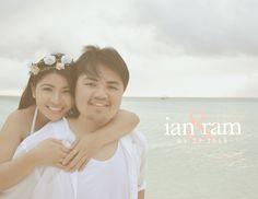 ian and ram prenup photos  photo by yan-yangervero