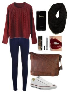 """Red Wine Winter"" by yuni-cahya on Polyvore"
