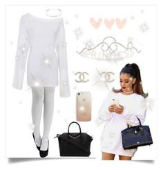 """""""Untitled #18"""" by xx-isabella-xx on Polyvore featuring Jennifer Zeuner, Givenchy, Rebecca Minkoff, Monsoon and Chanel"""