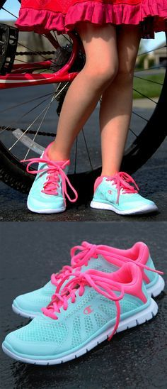 d28500db8835b6 The Gusto Runners come in so many different colors. The mint and hot pink  really pop! | Payless ShoeSource | Back To School | Shoes, Sneakers nike,  ...