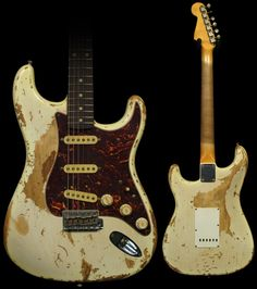 Vintage Guitars, Our team takes pride in supplying artists with authentic equipment. They have a vintagelook along with a performance of the most extremely contemporary versions. DAMM Vintage Guitars of Nashville Fender Stratocaster, Gretsch, Fender Relic, Fender Guitars, Epiphone, Music Guitar, Guitar Amp, Cool Guitar, Fender Bender