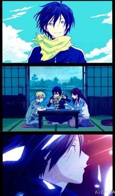 Noragami Aragoto. I love this ending theme omg can't wait for the full version