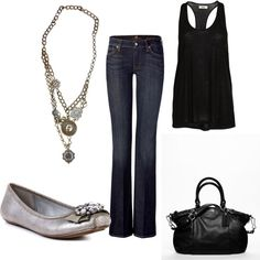 Day or night outfit