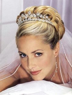 Beauty, Jewelry, Tiaras, Updo, Hair, Tiara