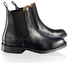 Classic jodphur støvler Sort 41