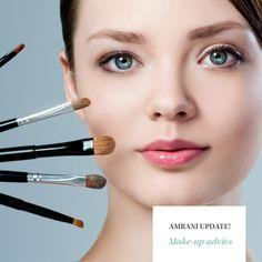 Vanaf april kun je iedere vrijdag bij Amrani Beauty Solutions terecht voor gratis make-up & wenkbrauwadvies. Onze make-up artist heeft tal van handige tips en adviezen voor jou. Zien we je op vrijdag?