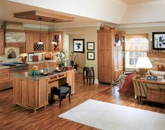 click on image to go back - Mobile Home Kitchen Designs