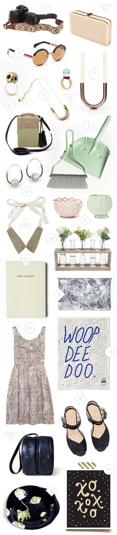 Spring pastels, grounded with navy and black. Nice Things, Things To Buy, Stuff To Buy, Miss Moss, Happy Heart, Summer Wardrobe, Her Hair, Give It To Me, Jewelry Accessories