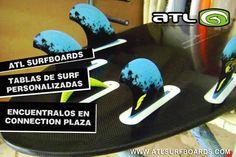 ¡Dale tu propio estilo a tu tabla de surf con ATL Custom SurfBoards!, El mejor equipo para la personalización de tablas de surf. #atlcustomsurfboards | www.atlsurfboards.com  Encuéntralos en Connection Plaza aquí en la Bahía #connectionplaza | www.connectionplaza.com.mx