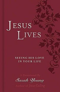 Jesus Lives Devotional. <>  Store: Family Christian Store. <>   Item #: 1311556. <>   Price: $19.99.