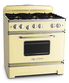 36'' Retro Stove   Pro & Retro Appliances   Big Chill