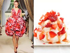 fruit couture fashion - Google Search
