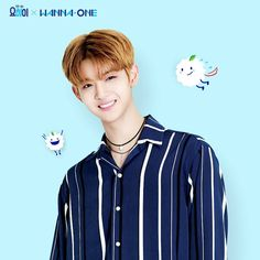 Yohi CF x Wanna One #BaeJinyoung