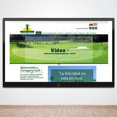 Diseño y programación Caratgena Golf (en proyecto) www.monoermo.com