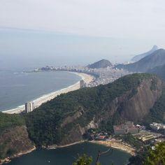 #copacabana #riodejaneiro #brasile