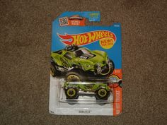 Hot Wheels 2016 Dawgzilla HW Hot Trucks #149 (Toys, Trucks, Collectibles, New) #HotWheels
