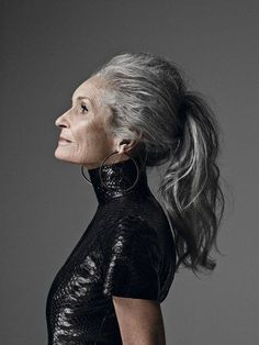 "Exhilarated. That's the feeling I got seeing this photo of 86 year old Daphne Selfe along with the quote: ""... a living example that being cool does not have a 'best before' date."""