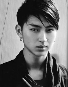 Matsuda Shota - This bad boy is winning me over with that piercing gaze...