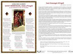 Goigs nº 161 - Ermengol - BCN - 2011