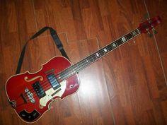 1969 Japanese Emperador Violin Bass