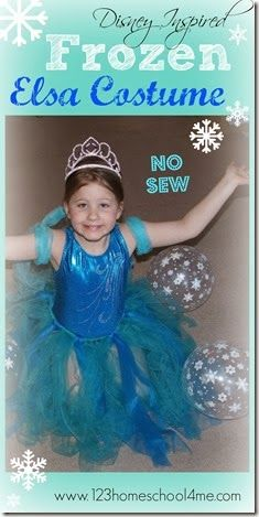123 Homeschool 4 Me: Disney Frozen Birthday Party