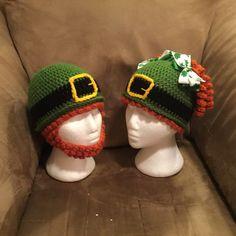 Crochet leprechaun hats Leprechaun Hats, Crochet, Chrochet, Crocheting, Knits, Hand Crochet