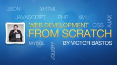 Become a Web Developer from Scratch! (Complete Course) - Learn all the programming languages needed to become a Web Developer from scratch including HTML5 and CSS3! - $199