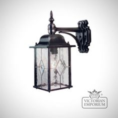 Buy Wexford down wall lantern, Outdoor Wall Lights - The Wexford is a range of beautiful leaded lanterns in a classic style with larger proportions in black and silver finish. Victorian Lighting, Victorian Lamps, Antique Lighting, Led Outdoor Wall Lights, Outdoor Walls, Exterior Wall Light, Wall Lantern, Light Up, Classic Style