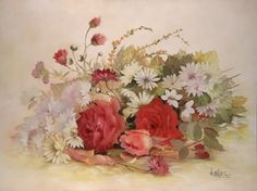 Gary Jenkins Artist | Gary Jenkins | American floral painter
