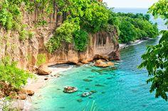 Dominica Island Caribbean