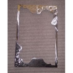 Wrought Iron Frame design for Mirror or Photo. Customize Realizations. 836