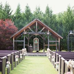 Proctor Farm Wedding Venue located in the North Georgia Mountains