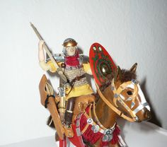 Roman Auxilary Rider by JannisKernert on DeviantArt